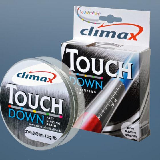 climax Touch Down - Angelschnur