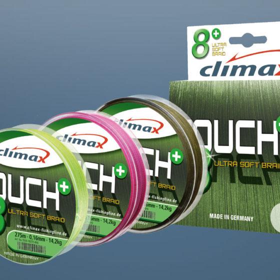 climax Touch 8+ - Angelschnur