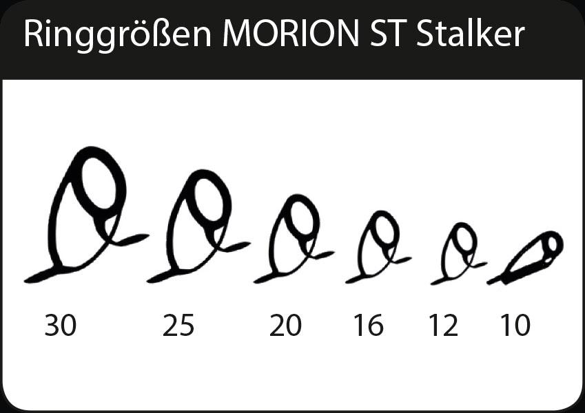 Ringgrößen MORION ST Stalker
