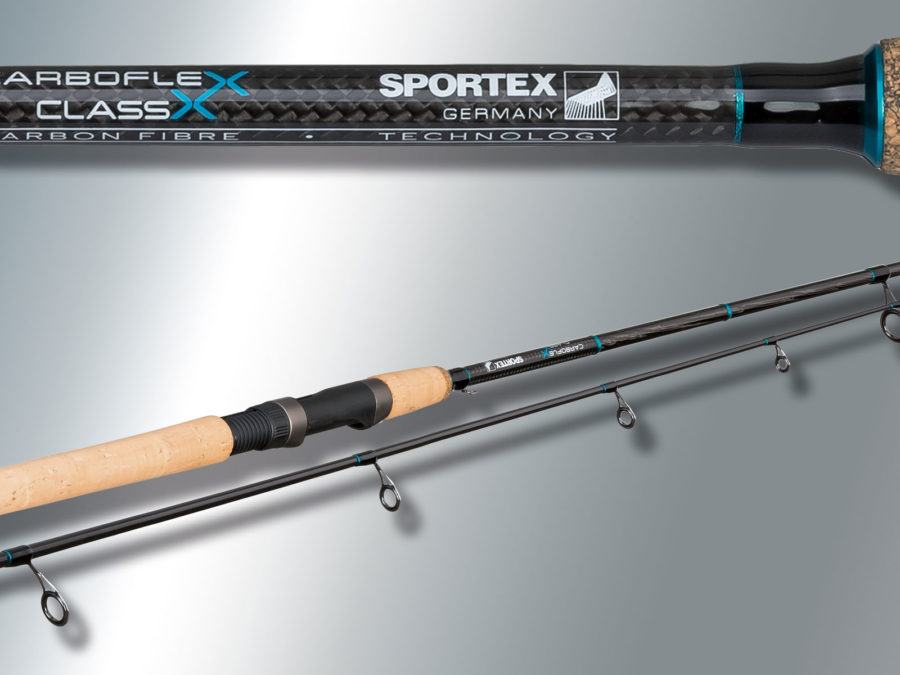 Sportex Carboflex Classx - Angelrute