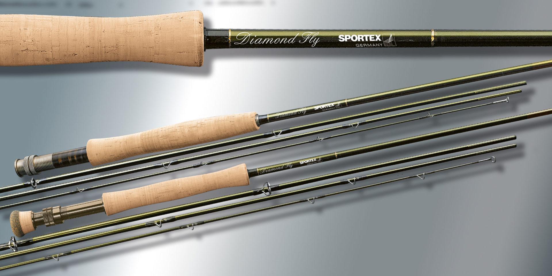 Sportex Diamond Fly - Angelrute