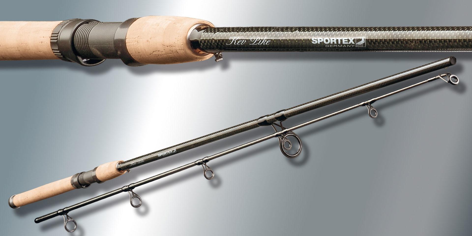 Sportex Kevlar - Angelrute