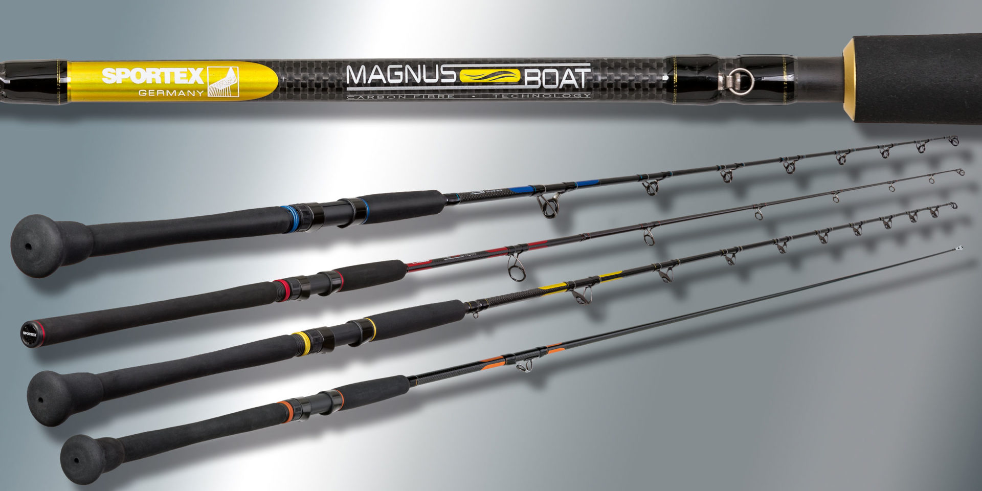 Sportex Magnus - Angelrute