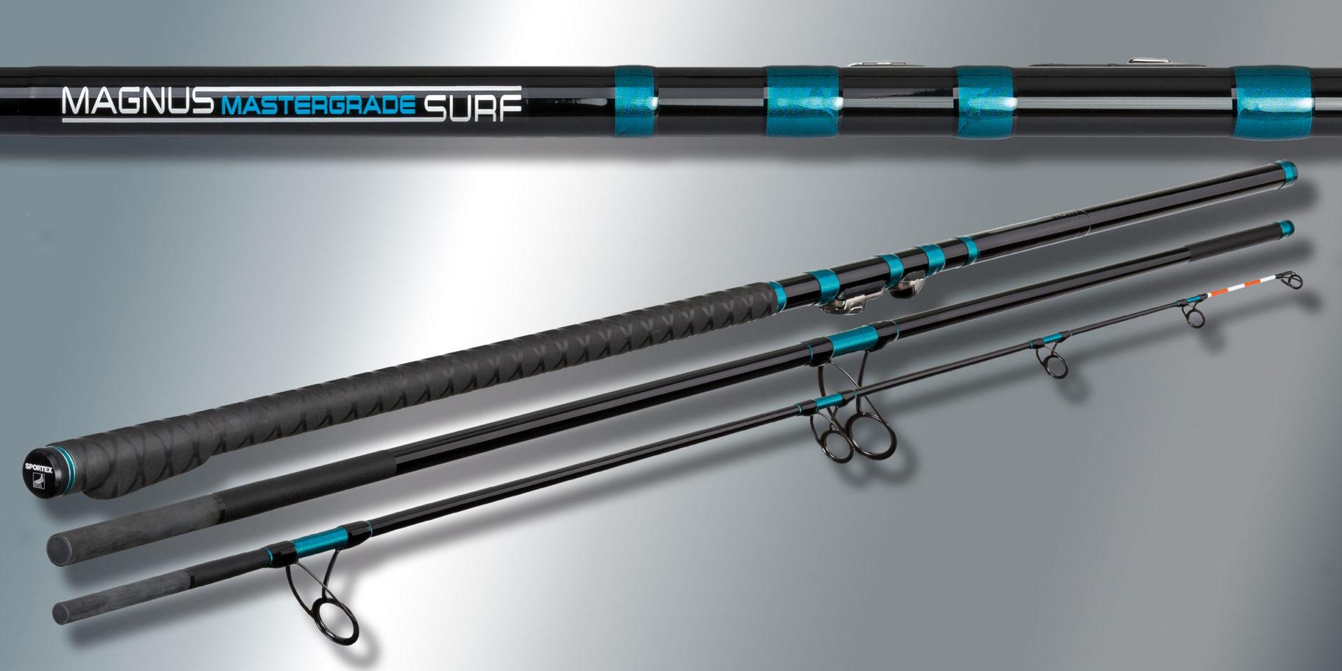 Sportex Magnus Mastergrade Surf - Angelrute