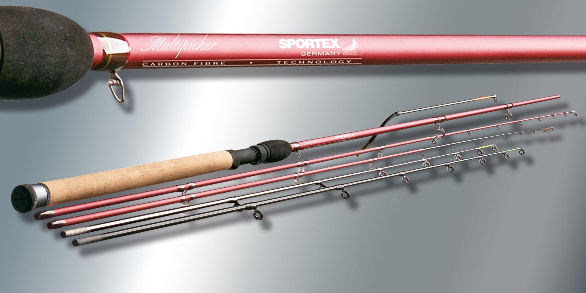 Sportex Multipicker - Angelrute